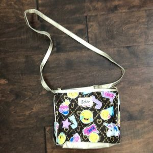 Justice Girl's Purse (adjustable Strap)